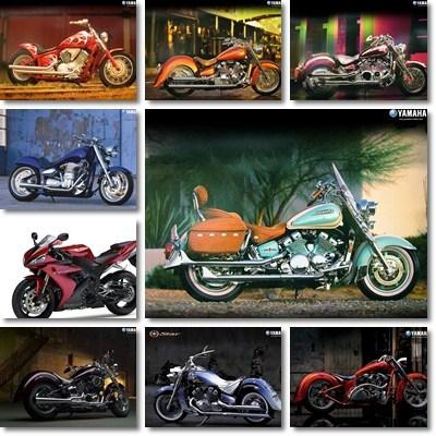 Yamaha Super BIKES Wallpapers