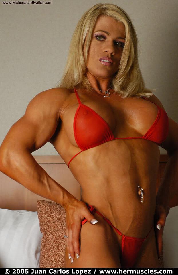 Melissa Detweiler Nude Sex 35