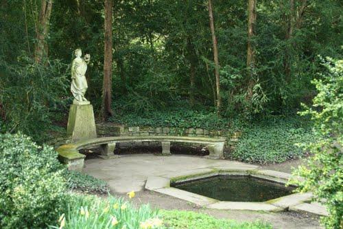 Art du jardin jardins d 39 exception fleurs d 39 exception for Jardin anglais chateau fontainebleau