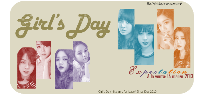 Girl's Day Hispanic Fanbase