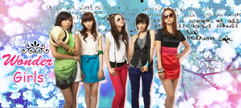 아무도 Wonder Girls Love