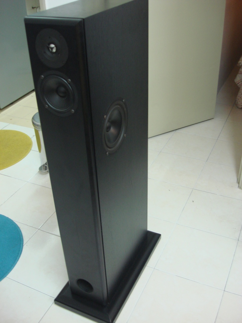 Audio Physic Virgo Sold