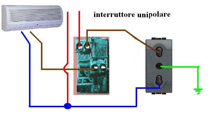 Schema Collegamento Interruttore Bipolare Bticino : Schema collegamento interruttore bipolare bticino fare