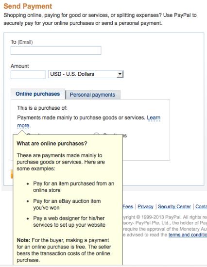 Overseas PayPal Gift Payment | skullbrain.org