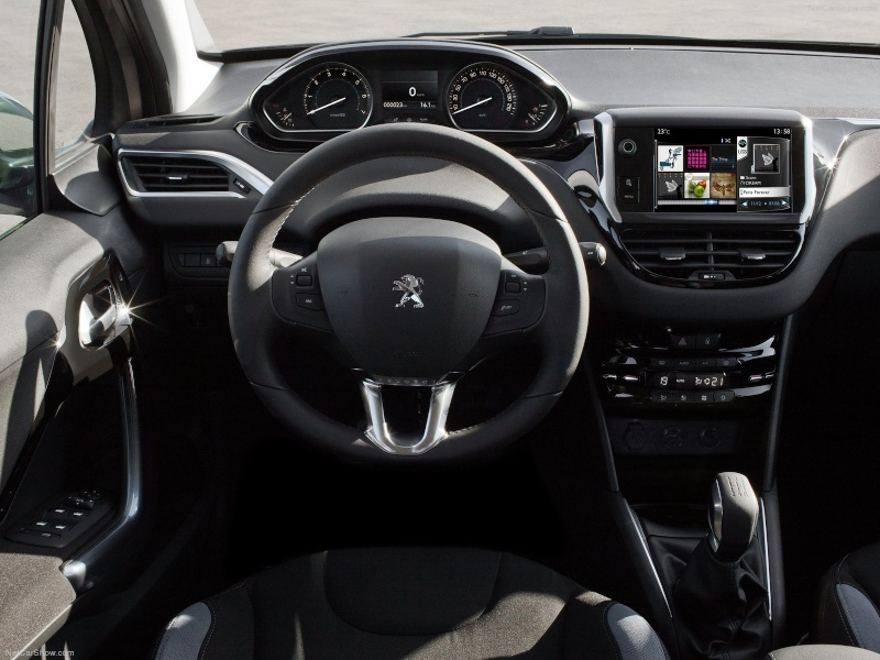 2013 peugeot 2008 a94 page 24 for Interieur peugeot 2008