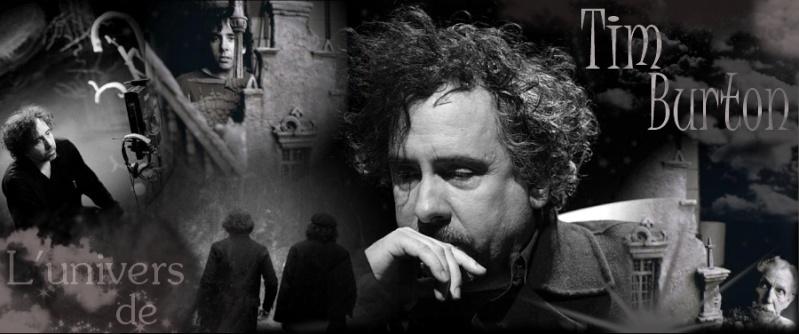 L'Univers De Tim Burton