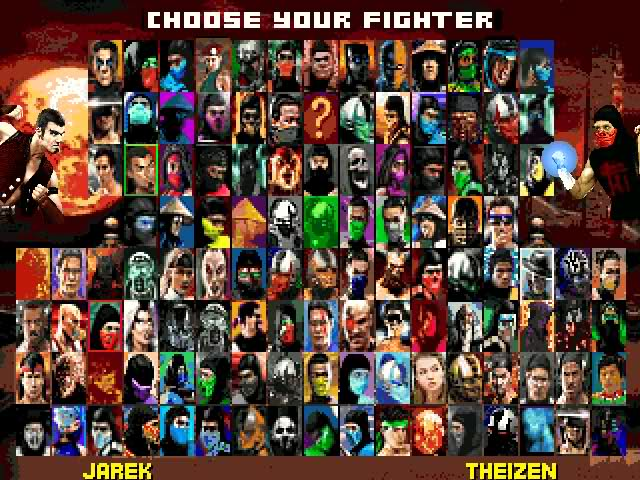 Marvel Capcom Ultimate Mugen Collection Megaupload 55