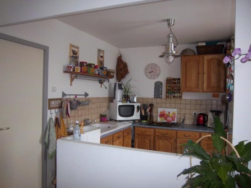 Besoin d 39 id es pour mon salon s jour cuisine couloir - Salon et cuisine dans la meme piece ...