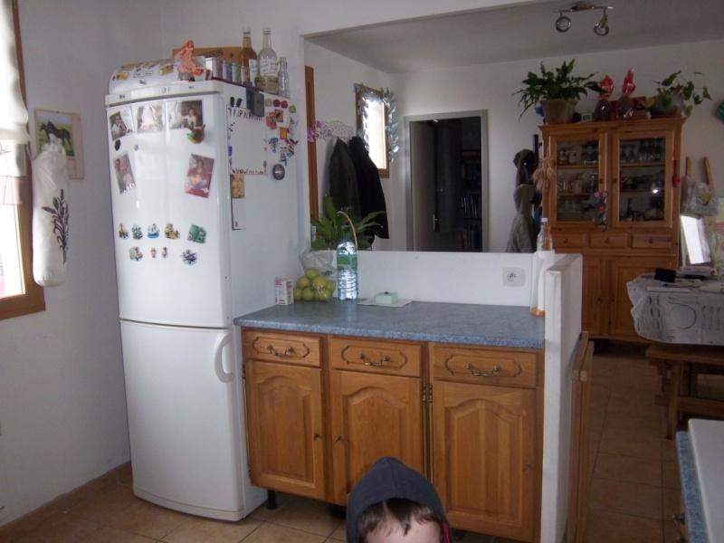 Besoin d 39 id es pour mon salon s jour cuisine couloir for Idee separation cuisine sejour