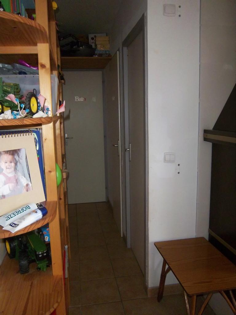 Besoin d 39 id es pour mon salon s jour cuisine couloir laptyot for Cuisine couloir