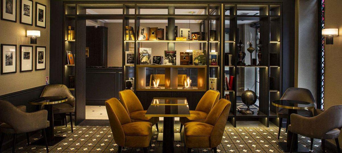 Hôtel Lenox - Design by Tarallo
